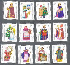 Christmas Costumes mnh 1985 mnh