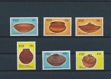 LM93426 Fiji ceramics pottery fine lot MNH