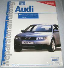 Reparaturanleitung Audi A4 B6 Benziner Limo Avant Cabrio, Baujahre ab 2001