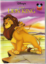 1994 ~ Walt Disney's The Lion King ~ childrens Classic Reading BooK !