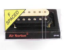 DiMarzio F-spaced Air Norton Humbucker Black/Creme WChrome Poles DP 193