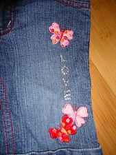 CUTE!! PUMPKIN PATCH Baby Girls CAPRI Jeans Size 12 months