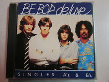 BE BOP DELUXE SINGLES A's & B's 1981/1992 FRANCE IMPORT 15 TRK CD 70's PROG ROCK