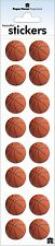 Scrapbooking Stickers Crafts Paper House Slim Basketball Basketballs Repeats