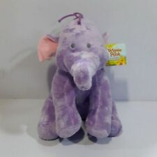 Disney Heffalump Lumpy Elephant Plush Toy Winnie the Pooh Stuffed
