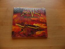 @ CD ANVIL - HOPE IN HELL / STEAMHAMMER 2013 SS / THRASH METAL CANADA