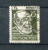 5594) DDR 1953 - Mi.Nr. 334 v mit Sonderstmpel - RUDOLF VIRCHOW 600€