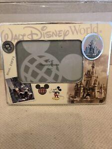 Walt Disney World Photo Frame 4x6  Theme Park Merchandise Official