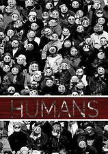 Humans : Catálogo Exposición by . raw .raw (2017, Paperback)