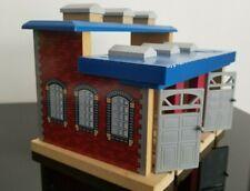 KidKraft Imaginarium Thomas & Friends Wooden Railway Train Shed Station