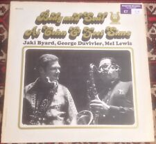 AL COHN & ZOOT SIMS body and soul 1984 US MUSE STEREO VINYL LP