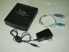 Icom Ic-Pcr100 Pcr-100 Receiver with Usb Cable & Power Supply Bundle