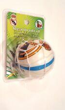 Real Madrid Air Freshner for Car Soccer Ball logo Classic Team Color Cocnut