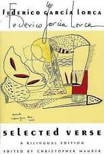 NEW Selected Verse: Revised Edition by Federico García Lorca