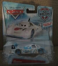 DISNEY PIXAR CARS ICE RACERS SHU TODOROKI SPECIAL ICY EDITION *NEW*