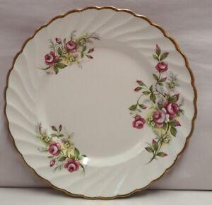 Vintage James Kent Old Foley Floral Side Plate Made in England c1955-69 16cm