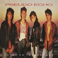 Pseudo Echo - Love An Adventure [New CD] Expanded Version, UK - Import
