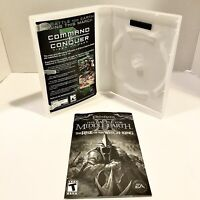 The Lord of the Rings Battle for Middle-Earth II 2 The Rise of the Witch King PC