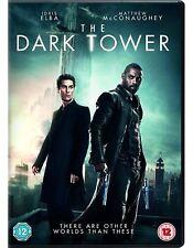 The Dark Tower [DVD] [2017]- Region 2
