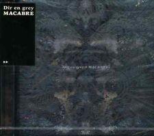 Macabre [Audio CD] Dir En Grey