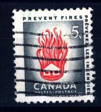 CANADA - 1956 - Settimana della Prevenzione Incendi