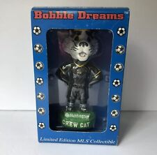 Columbus Crew Cat 2002 MLS Mascot Bobble Head Limited Editon