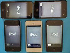 Apple iPod Touch 4th Gen A1367 8Gb Wi-Fi. Fair Condition - Lot of 5 bundle