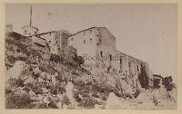 Ile Sainte-Marguerite Francia Stampa Albume D'Uovo Vintage Ca 1875
