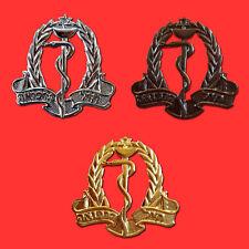 Israeli Army Military IDF Medical Healthcare Nursing Corps 3 Beret Hat Badges