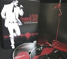 Justin Timberlake -NEW 2 DVD Future/Loveshow Live Concert Madison Square Garden