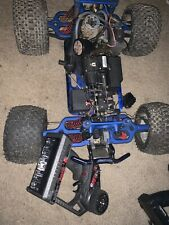 Used Traxxas T-Maxx Nitro RC monster truck rc car offer