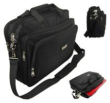 High Quality Laptop Work Business Pilot Executive Briefcase College Holdall Bag