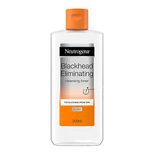 Neutrogena Blackhead Eliminating Cleansing Toner, Oil Free - 200ml