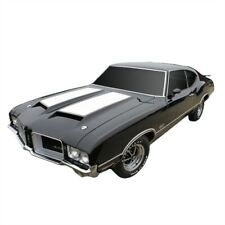QH-152 153-ST 1970-72 W-30 W-31 OLDSMOBILE OLDS 442 COUPE or CONVERT STENCIL