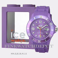 Authentic Ice Sili Summer Lavender Big Watch SS.LR.B.S.11