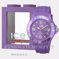 Authentic Ice Sili Summer Lavender Big Watch SS.LR.B.S.11