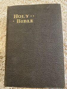 Vintage Holy Bible New Catholic Edition Copyright 1949 32950