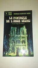 Charles Gustave Burg - Le pantacle de l'Ange déchu - Marabout (N°495, 1974)