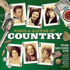 VARIOUS-KINGS & QUEENS OF COUNTRY CD