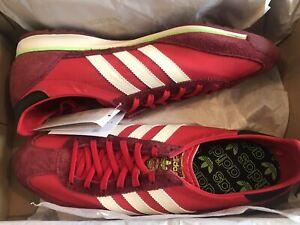 Adidas SL72...Size 11.5uk. (Red) BNIBWT
