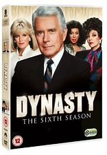 Dynasty Complete Season 6 DVD All Series Six Episodes John New and Sealed