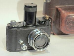35mm 24x24 Kleinbild Fotoapparat Kamera Berning Robot II ca.1939 Luftwaffe