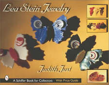 NEW Lea Stein Jewelry (Schiffer Book for Collectors) by Judith Just