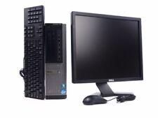 Dell Optiplex 790 Desktop Computer PC Win 7 Intel i5 Quad Core 8GB 19