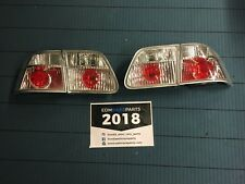 Clear Red Usdm Honda Civic taillights Kanjo jdm sedan 99-00 ferio 4dr Sir saloon