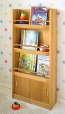 BioKinder™™ Paula Bücherregal mit Schiebetüren Erle Massivholz NEU