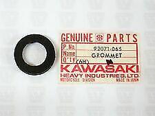 KAWASAKI G3 100CC MODEL'S SIDE PANEL OIL TANK RUBBER NUMBER 92071-065