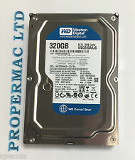 "320 GB HARD DRIVE WESTERN DIGITAL Internal 7200RPM 3.5"" SATA WARRANTY WD3200AAJS"