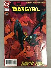 DC Comics BATGIRL Rapid Fire Issue# 61 April 2005