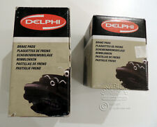 LAND ROVER DISCOVERY SERIES 2 - V8  & TD5 - FRONT/REAR BRAKE PADS KIT - DELPHI